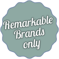 Remarkable Brands only