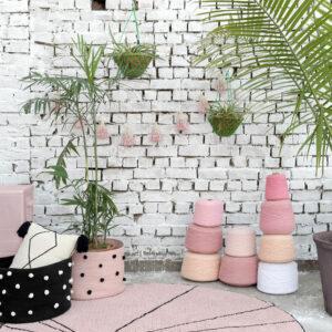 Lorena Canals – Basket Pebbles – Vintage Nude