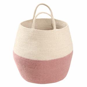 Lorena Canals – Basket Zoco – Ash Rose Natural
