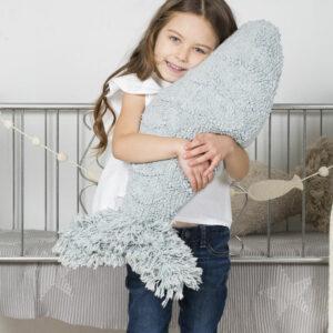 Lorena Canals – kussen Baby Fish