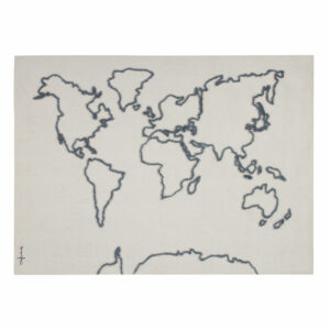 Lorena Canals – Wall hanging Canvas Map